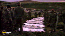 Still #8 from The Falklands War: A Military History