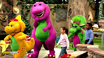 Still #3 from Barney: Let's Go to the Farm