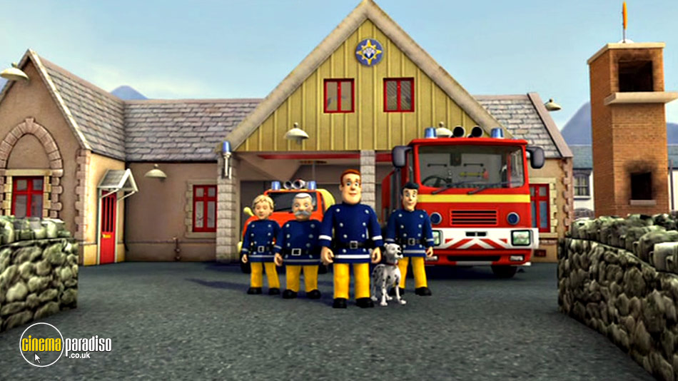 Fireman Sam: The New Hero Next Door online DVD rental