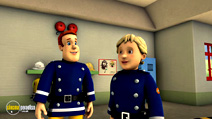 Still #2 from Fireman Sam: The New Hero Next Door