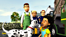 Still #3 from Fireman Sam: The New Hero Next Door