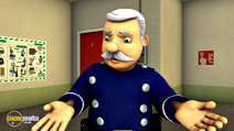 Still #4 from Fireman Sam: The New Hero Next Door
