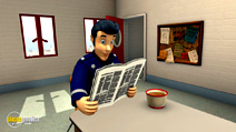 Still #8 from Fireman Sam: The New Hero Next Door