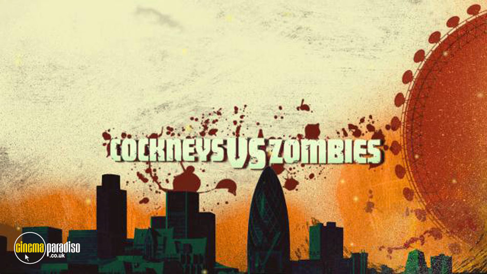 Cockneys Vs Zombies online DVD rental
