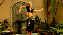 Still #4 from Goddess Workout: Introduction to Bellydance