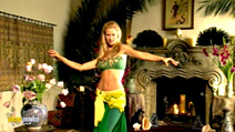 Still #8 from Goddess Workout: Introduction to Bellydance