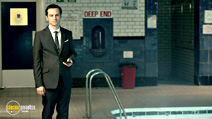 A still #25 from Sherlock: Series 2 with Andrew Scott