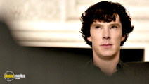 A still #24 from Sherlock: Series 2 with Benedict Cumberbatch
