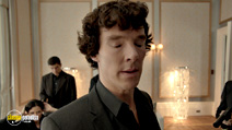 A still #20 from Sherlock: Series 2 with Benedict Cumberbatch