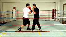 Still #8 from Beginning Boxing