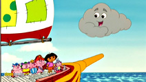 Still #8 from Dora the Explorer: Dance to the Rescue