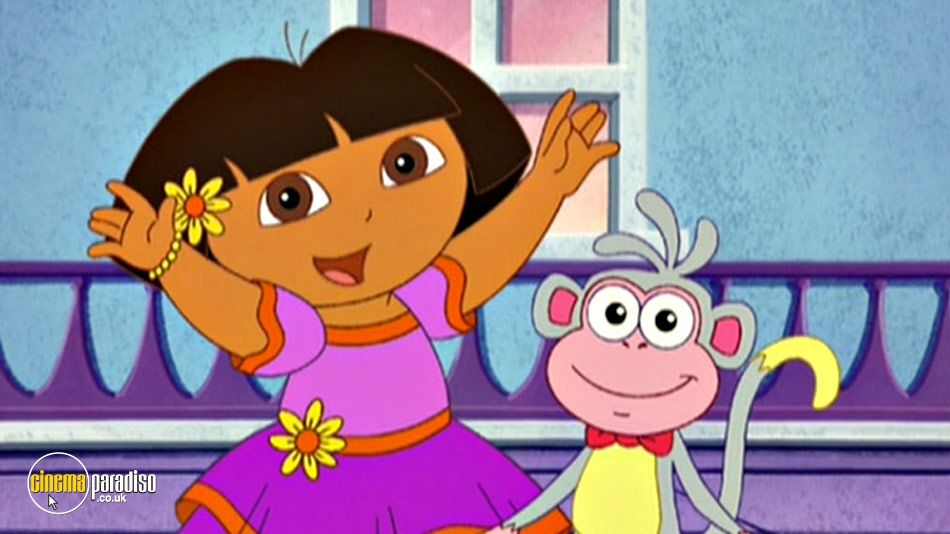 Dora the Explorer: Dance to the Rescue online DVD rental