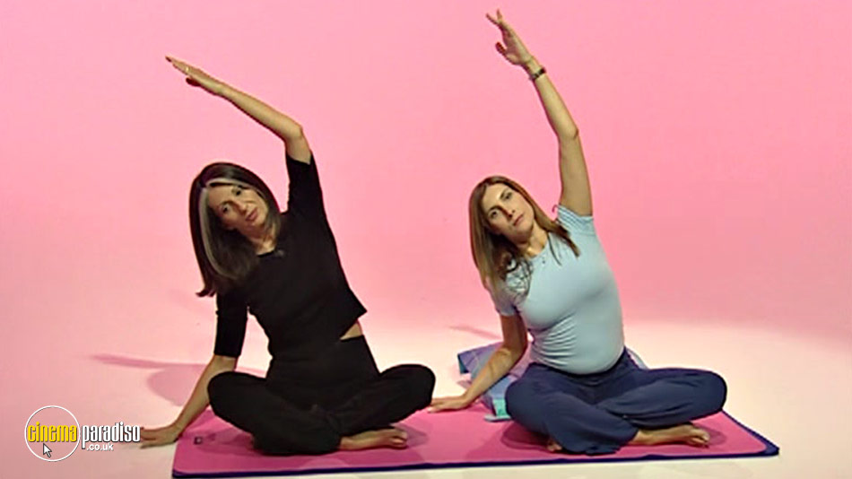 Lynne Robinson's Pilates for Pregnancy online DVD rental