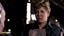 A still #4 from RoboCop (1987) with Nancy Allen