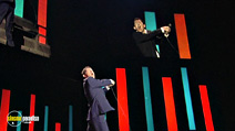 Still #1 from Lee Evans: Wired and Wonderful: Live at Wembley