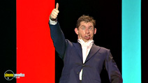 Still #5 from Lee Evans: Wired and Wonderful: Live at Wembley