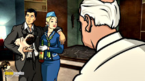 Still #4 from Archer: Series 1