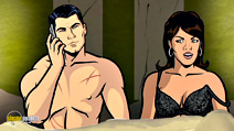 Still #5 from Archer: Series 1