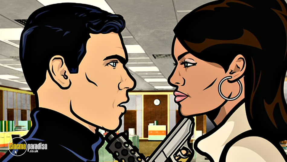 Archer: Series 1 online DVD rental