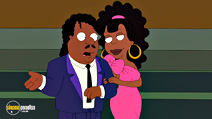 Still #1 from The Cleveland Show: Series 1