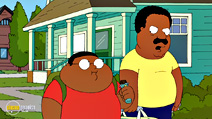 Still #2 from The Cleveland Show: Series 1