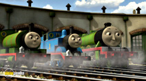 Still #7 from Thomas the Tank Engine and Friends: Thomas in Charge!