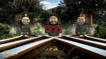 Still #1 from Thomas and Friends: Misty Island Rescue