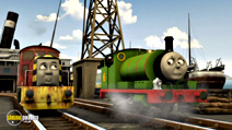 Still #8 from Thomas and Friends: Misty Island Rescue