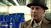 A still #8 from Lucky Number Slevin with Bruce Willis