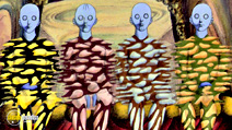 Still #5 from Fantastic Planet