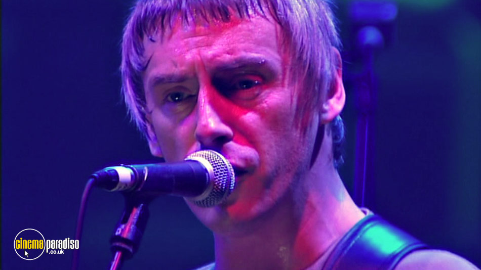 Paul Weller: Live at the Albert Hall online DVD rental