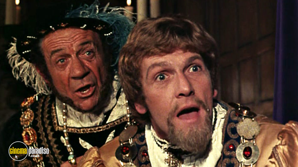 Carry on Henry online DVD rental
