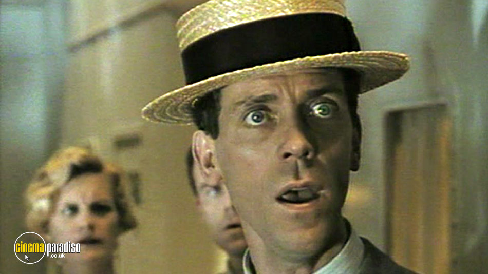Jeeves and Wooster: Series 4 online DVD rental