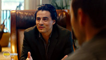 A still #3 from Savages (2012) with Antonio Jaramillo