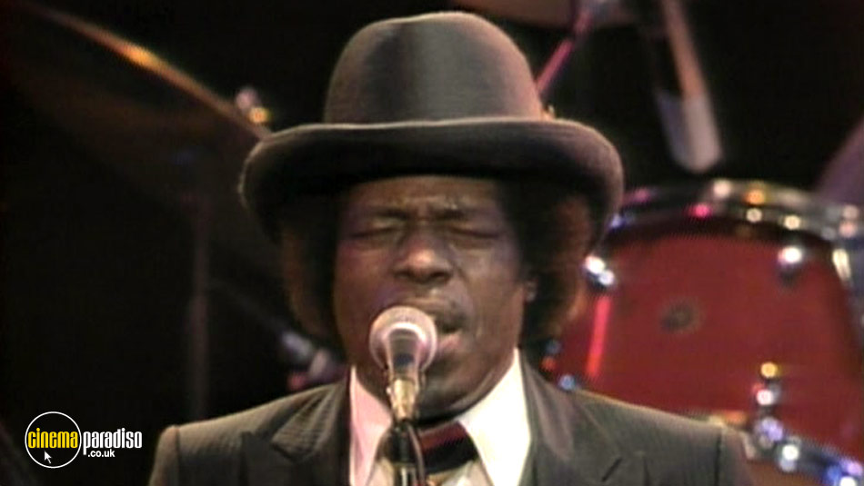 Jammin' with the Blues Greats online DVD rental
