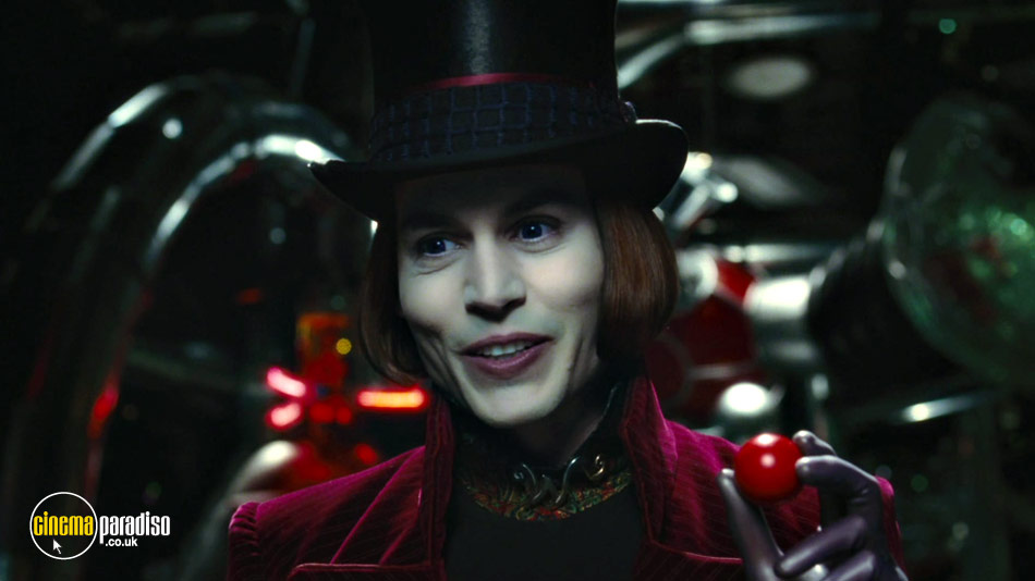 Charlie and the Chocolate Factory online DVD rental