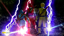 Still #6 from Power Rangers Ninja Storm: Looming Thunder