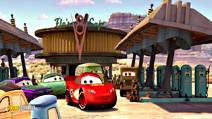 Still #1 from Cars Toon: Mater's Tall Tales