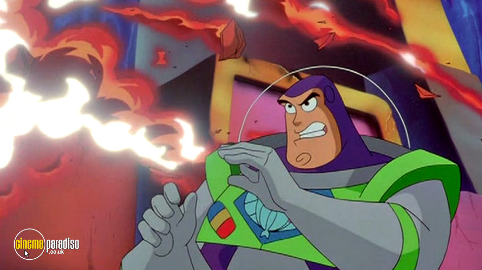 Buzz Lightyear of Star Command online DVD rental