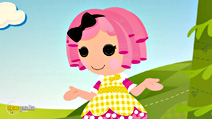 Still #6 from Adventures in Lalaloopsy Land: The Search for Pillow