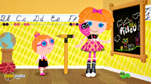 Still #8 from Adventures in Lalaloopsy Land: The Search for Pillow