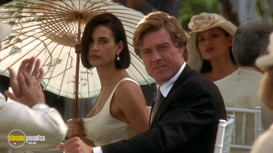 Indecent Proposal online DVD rental