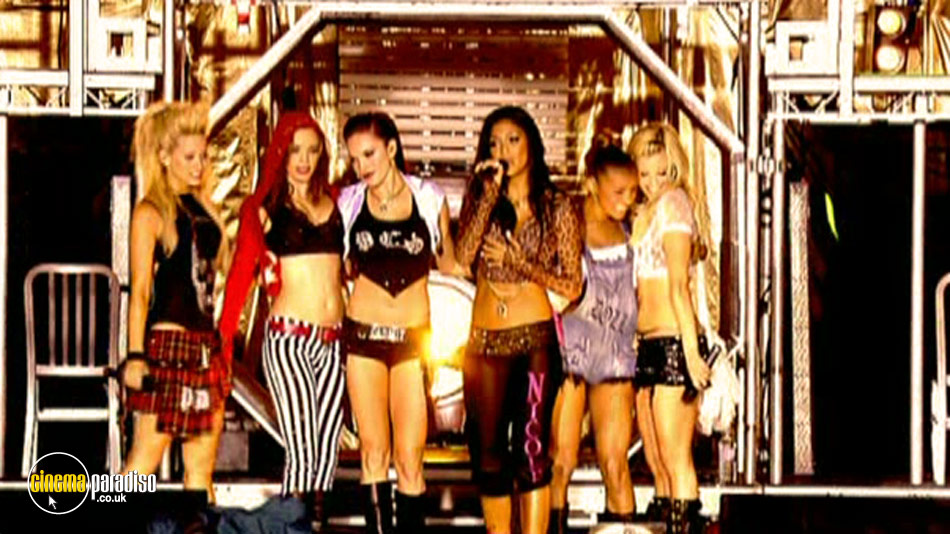 Pussycat Dolls: Live from London online DVD rental