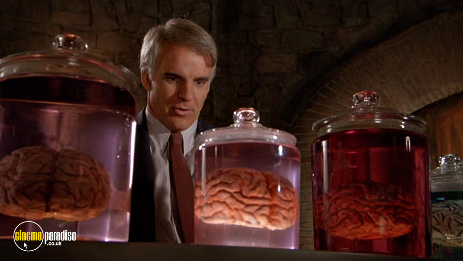 The Man with Two Brains online DVD rental