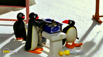 Still #5 from Pingu: Pingu and the Toyshop