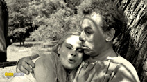 A still #11 from The Seventh Seal with Nils Poppe