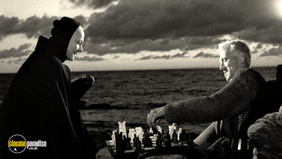 The Seventh Seal (aka Det sjunde inseglet) online DVD rental
