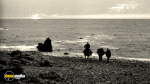 A still #2 from The Seventh Seal