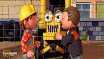 Still #2 from Bob the Builder: When Bob Became a Builder