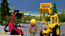 Still #8 from Bob the Builder: When Bob Became a Builder
